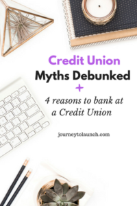 Credit Union Myths Debunked