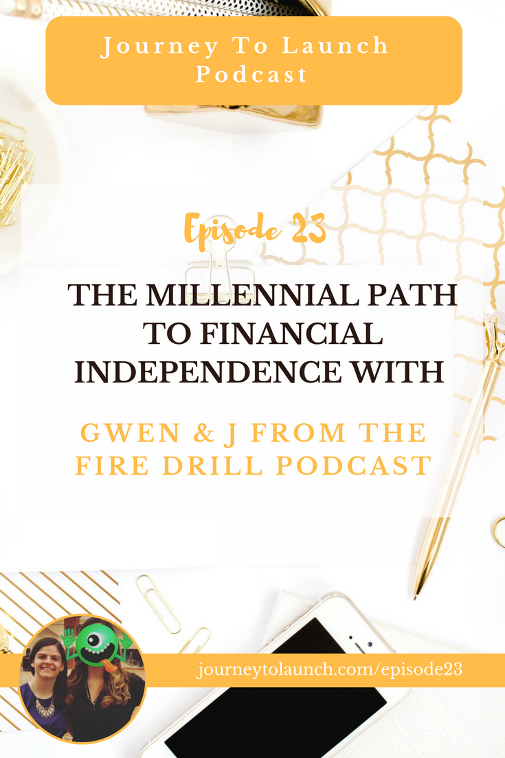 Jamila Podcast Pinterest Templates Episodes 2-31-Journey To Launch Podcast: Episode 23