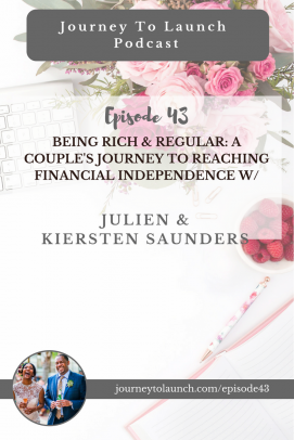 Being Rich & Regular: A Couple's Journey To Reaching Financial Independence