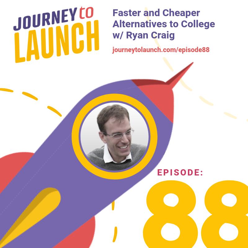 Ryan Craig Journey To Launch Interview