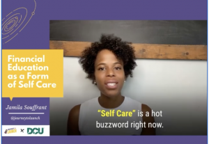 Financial Education As A Form of Self Care