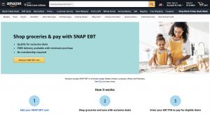 Amazon SNAP